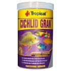 Tropical Cichlid granulado para peces cíclidos