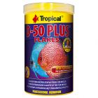 Tropical D-50 Plus en copos para peces disco