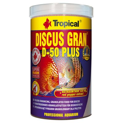 Tropical Discus Gran D-50 Plus