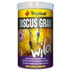 Tropical Discus Wild gránulos para peces