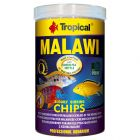Tropical Malawi Chips copos para peces cíclidos