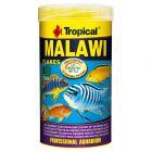 Tropical Malawi, pokarm w płatkach