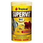 Tropical Supervit comida en copos para peces