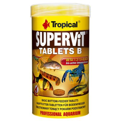 Tropical Supervit en comprimidos para peces