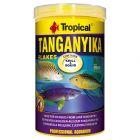 Tropical Tanganyika en copos para cíclidos carnívoros
