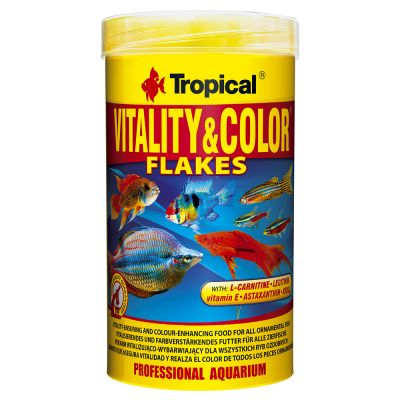 Tropical Vitality & Color Flakes