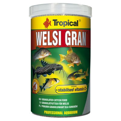 Tropical Welsi Gran fuldfoder