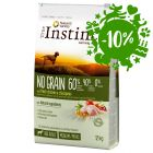 True Instinct Dog No Grain Medium-Maxi Pollo