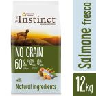 True Instinct Dog No Grain Medium-Maxi Salmone