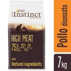 True Instinct High Meat - Pollo Ruspante