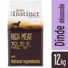 True Instinct High Meat Adult dinde pour chien