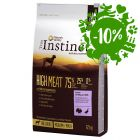 True Instinct High Meat Adult Tacchino