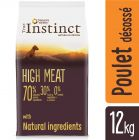 True Instinct High Meat Junior poulet pour chiot