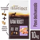 True Instinct Raw Boost con pavo