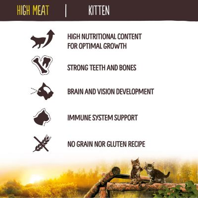 True Instinct High Meat Cat Kitten Chicken Kattenvoer