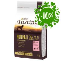 True Instinct High Meat Medium/Maxi Salmone deliscato con tonno