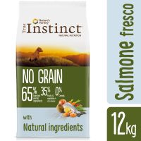 True Instinct No Grain Medium-Junior Salmone