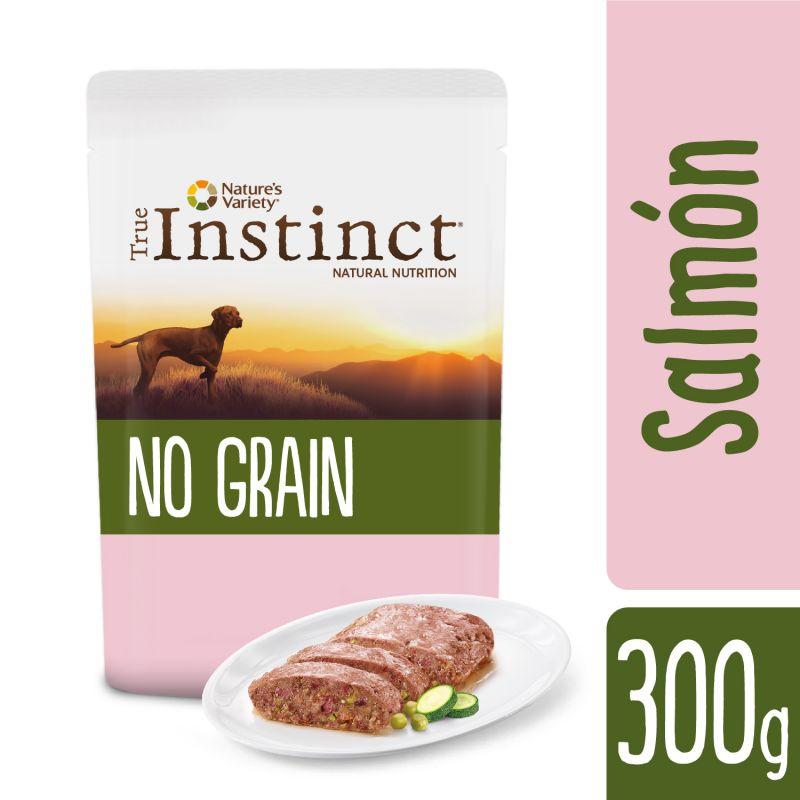 True Instinct No Grain Medium/Maxi Adult Terrina 8 x 300 g