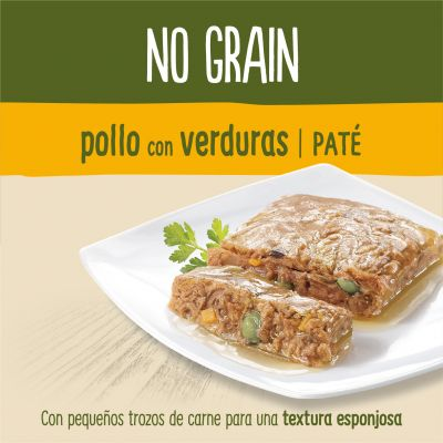 True Instinct No Grain Paté 8 x 70 g para gatos