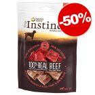 True Instinct Tasty Cubes pour chien : 50 % de remise !