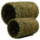 Tunnel de foin pour rongeur et lapin JR Farm