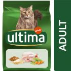 Ultima Adult con pollo para gatos