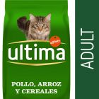 Ultima Adult pollo y arroz pienso para gatos