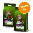 Ultima Adult para gatos esterilizados - Pack de experimentação misto