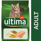Ultima Adult saumon, riz pour chat