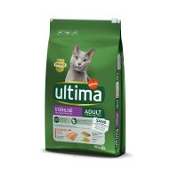 Ultima Adult Sterilised - Salmon & Barley