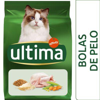 Ultima Bolas De Pelo Con Pavo Para Gatos Al Mejor Precio En Zooplus