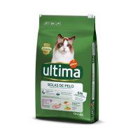Ultima Cat Hairball - Truthahn & Reis