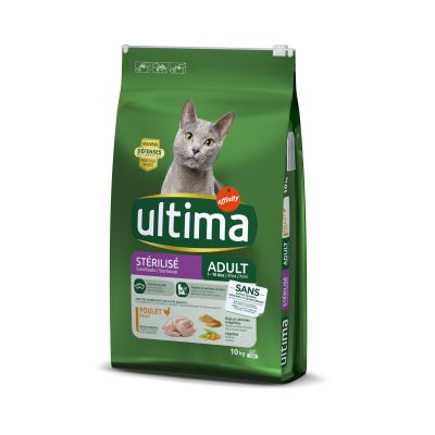 Ultima Cat Sterilized Kip & Gerst