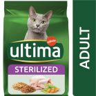 Ultima Cat Sterilized Pollo & Orzo