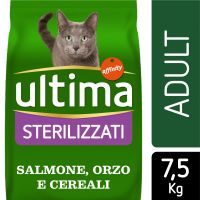 Ultima Cat Sterilized Salmone