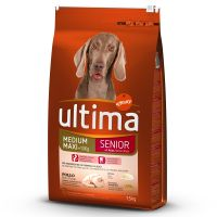 Ultima Medium-Maxi Senior com frango