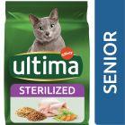 Ultima Stérilisé, Senior pour chat