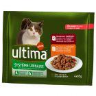 Ultima Trato Urinário comida húmida para gatos