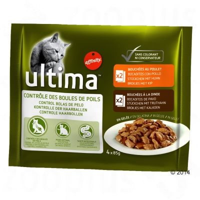 Ultima Wet Cat Food Multibuy 24 x 85g