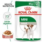 Umido Royal Canin Mini Adult