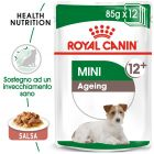 Umido Royal Canin Mini Ageing 12 +