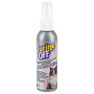 Urine Off spray quitamanchas y quitaolores