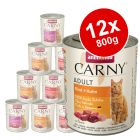 Varčno pakiranje Animonda Carny Adult 12 x 800 g