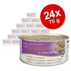 Varčno pakiranje Applaws v želatini 24 x 70 g