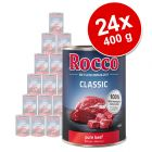 Varčno pakiranje Rocco Classic 24 x 400 g