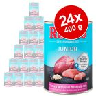 Varčno pakiranje Rocco Junior 24 x 400 g