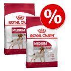 Varčno pakiranje Royal Canin Medium