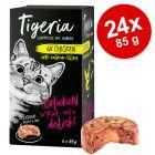 Varčno pakiranje Tigeria 24 x 85 g