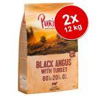 Varčno pakiranje: 2 x 12 kg Purizon