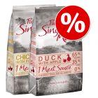 Varčno pakiranje: 2 x 12 kg Purizon Single Meat - 1 vir mesa